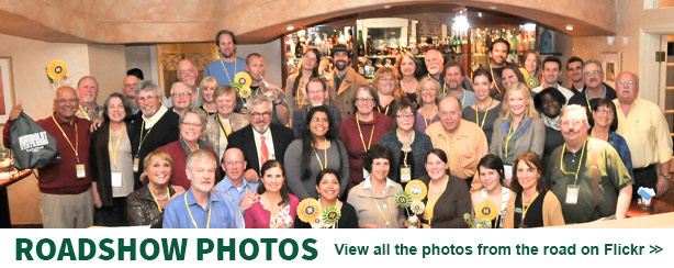 View all Roadshow photos on Flickr